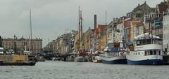 Nyhavn (Joo Pedro Perassolo) Tags: copenhagen nyhavn harbor boat porto havn kbenhavn copenhague
