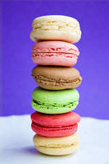 macarons*** (::smyii::) Tags: food paris breakfast french colorful sweet pastry sweets biscuits macarons macaron tipycal
