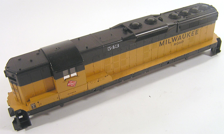 Athearn HO-Scale Trains Resource