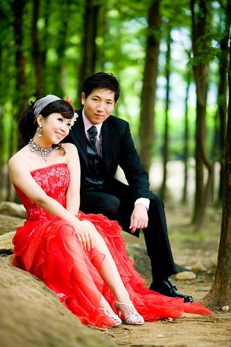 美麗的婚紗照018