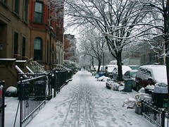 Union St. Snow