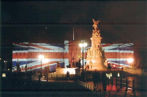 El Buckingham Palace més britànic