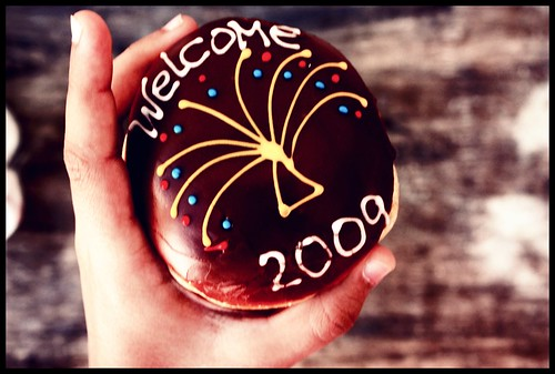 ~ happy new year ~ 2 0 0 9 ~