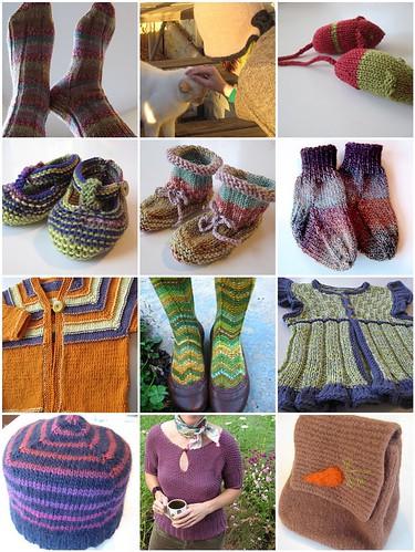 2008 knits mosaic