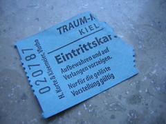 Traum-Kino Kiel (Saal 2), 4,00 €