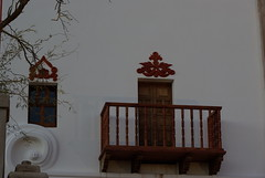 San Xavier del Bac Mission (S Migol) Tags: sunset vacation church geotagged catholic pentax roadtrip mission bluehour tucsonaz sanxavierdelbacmission southernarizona smigol sooc pentaxk10d smcpda50135mmf28edifsdm stephenmigol december242008