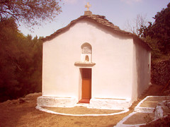 Chapel (egotoagrimi) Tags: church architecture ikaria chapel greece saintjohn theologos  agrimi trailoftheelves
