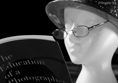Educating a photographer