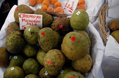Chirimoya Fruit