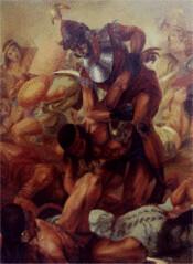 guerreros Moche