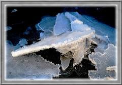 La nature encore....... (kate053) Tags: nature eau hiver neige froid glace glaon vosplusbellesphotos kate053
