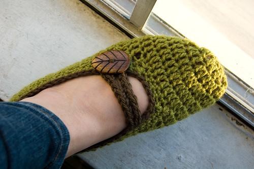 Mary Jane Slippers Goodknits A Knitting Crochet Blog