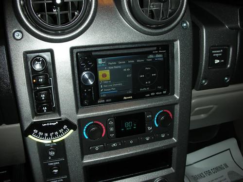 Hummer Upgrades - iPod