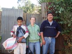 Ricardo, Stephanie and Rolando