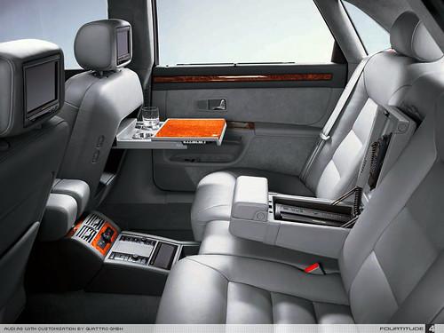 Audi A8 Lwb. Audi A8 LWB Quattro Gmbh