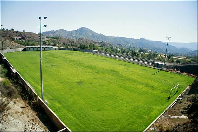 Κοινοτικό Γήπεδο Καλού Χωριού Λεμεσού