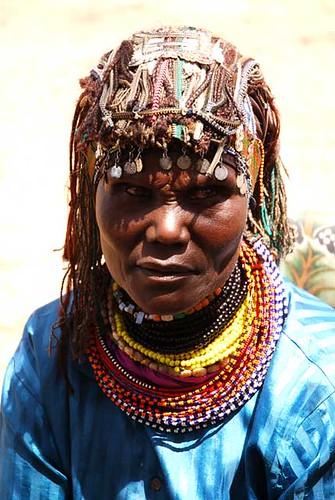 Turkana mama