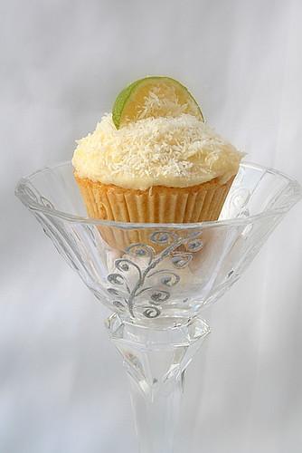 Mariage Printannier pour des Cupcakes Citron Vert  -