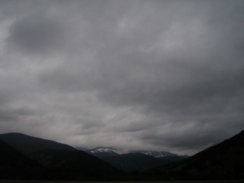 Looking North towards Guanella Pass