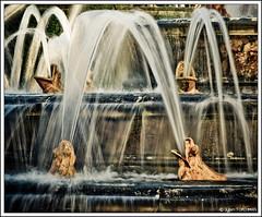 Fontaine de Latone   Latone fountain (neoweb001   www.julientordjman.fr) Tags: paris france reflection water fountain canon eau explore reflet versailles bp fontaine 2009 hdr 450d baladeparisienne julientordjman baladesparisiennes