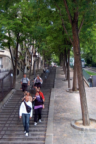 Montmartre, Paris 巴黎 蒙馬特