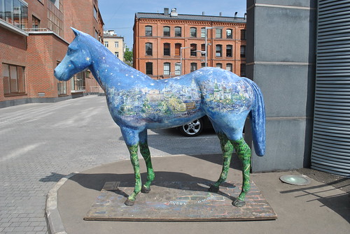 Яндекс лошадь