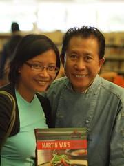 Meeting Martin Yan