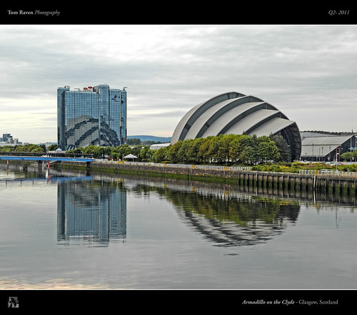 Armadillo on the Clyde by TomRaven