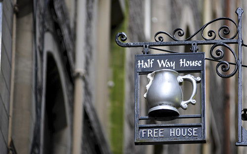 Half Way House, Edinburgh