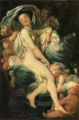 'The Toilet Of Venus' Jean-Honor Fragonard, 1760 (pheli) Tags: art painting 18thcentury rococo 1700s 1760 jeanhonorfragonard thetoiletofvenus