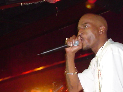Rakim at BB King's