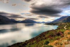 The Shimmering Lake (lightavail) Tags: trees newzealand cloud mountain lake color colour green clouds silver path dream fantasy queenstown shimmer platinumphoto anawesomeshot impressedbeauty aplusphoto diamondclassphotographer flickrdiamond superhearts spiritofphotography