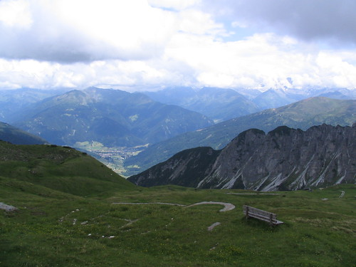 A view in Austria
