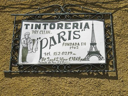 Tintoreria Paris