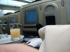 Air France (LAXFlyer) Tags: cabin airfrance businessclass lespaceaffaires airbus330200