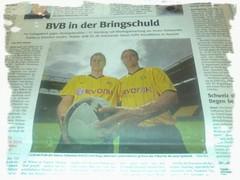 BVB-Trikot 2008/2009