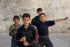Tough (CharlesFred) Tags: peace middleeast syria hospitality aleppo siria honour  syrien syrie alep suriye haleb  syrianarabrepublic    streetsofaleppo shoufsyria    welovesyria aljumhriyyahalarabiyyahassriyyah siri