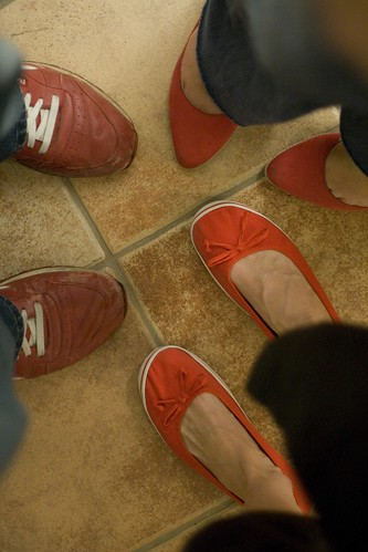 Red Shoe Club