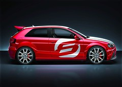 Audi A3 TDI Clubsport Quattro Concept 2