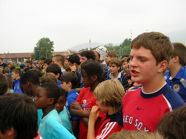 Protesi e mine anti uomo-Torneo dei 2 Laghi 2008