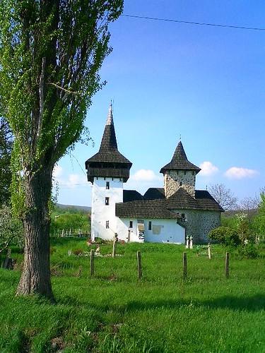 Gurasada church, Hunedoara county, Romania by Vlahia.