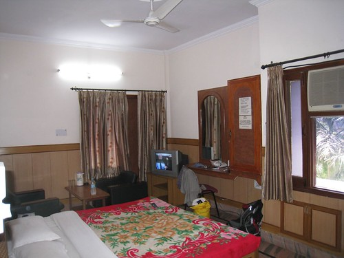 Room at Hotel Buddha