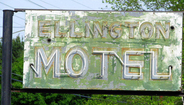 Ellington Motel - Lafayette, TN