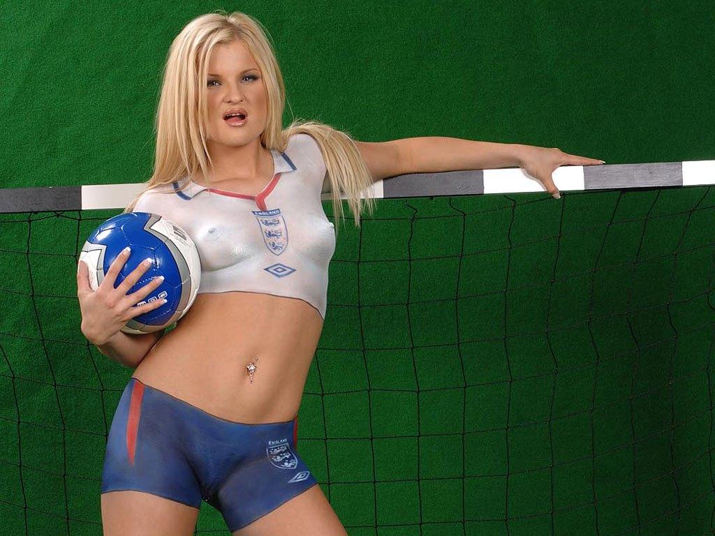 Soccer Girl Anal