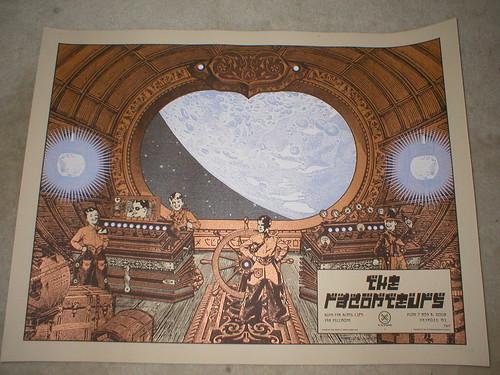 Raconteurs poster 2008 - 001