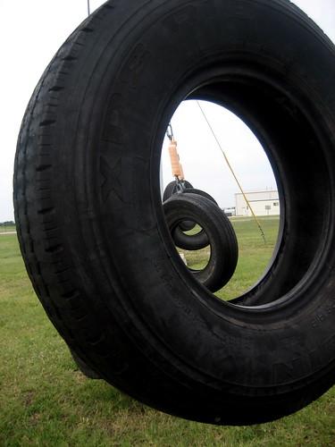 Swinging Tires