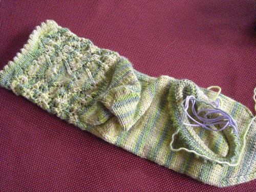 Single sock needs a mate