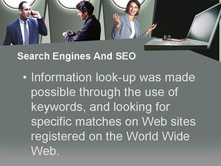 Internet Marketing Strategy Using Search Engine Optimization Slide5