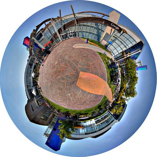 Les insolites de Google Earth