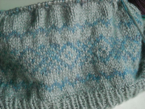 Frances - fair isle